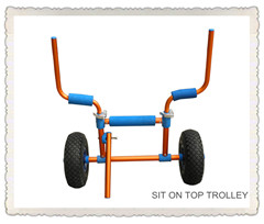 Sit on Top Trolley