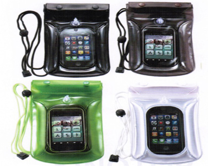 Waterprooof mobile bag