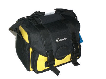 Waterproof camera bag