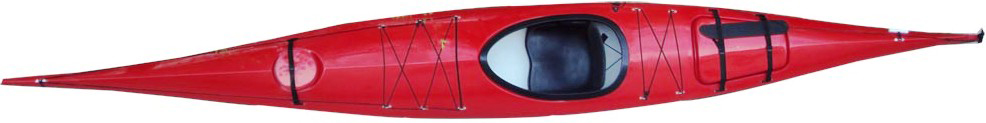 Fiberglass Sea kayak